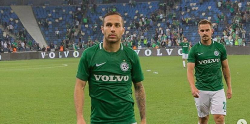 Maccabi Haifa, Kerim Frei'i bitiriyor
