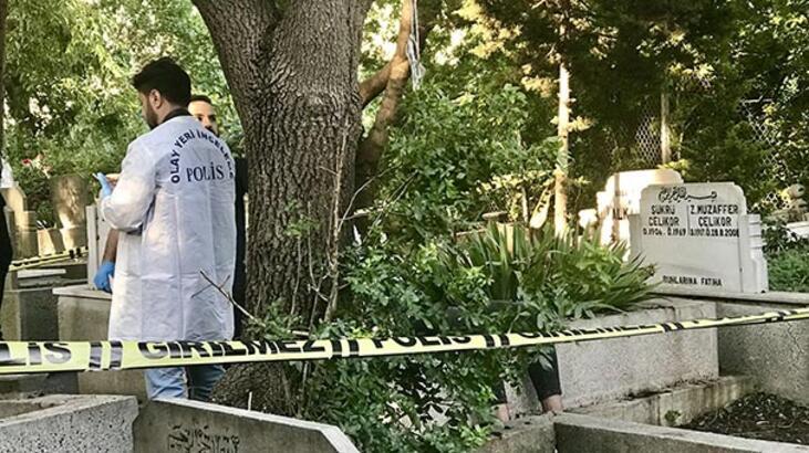 17 yaşındaki genç mezarlıkta kendisini asarak intihar etti