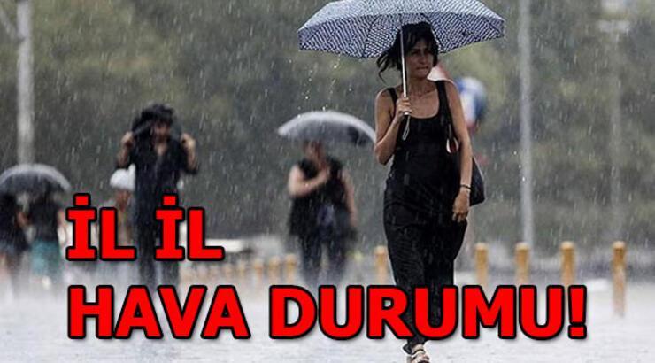 Hava durumu nasıl olacak? Ankara - İstanbul - İzmir hava durumu tahminleri