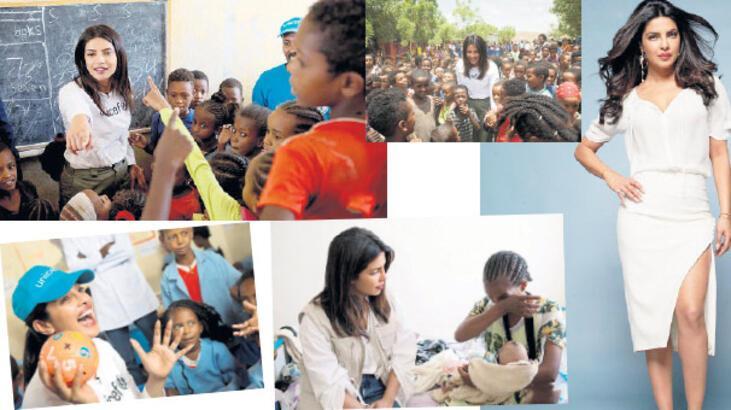 Etiyopya'ya yardım eli