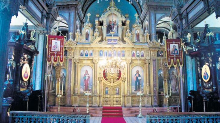 Balat'taki Demir Kilise UNESCO yolunda