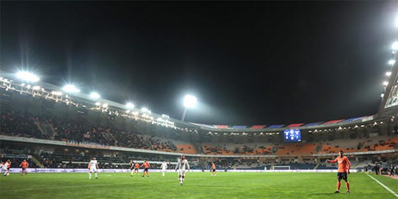 Hatayspor-G.Gaziantep maçı Fatih Terim Stadı'nda