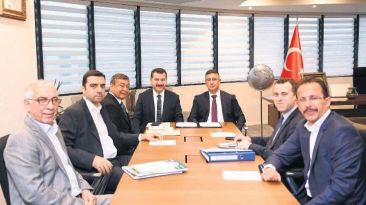 Balıkesir'in gelişimine üniversite desteği