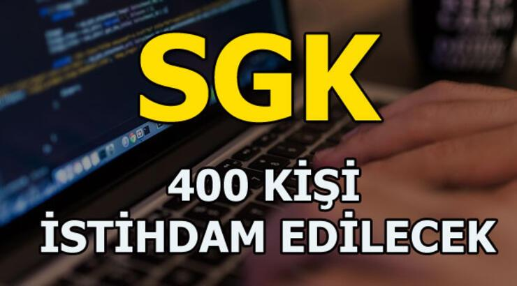SGK 400 Sosyal Güvenlik Denetmen Yardımcısı alımı başvuru şartları