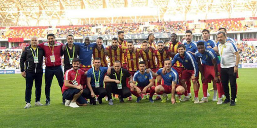 Yeni Malatyaspor, ligi hedefinin üzerinde bitirdi