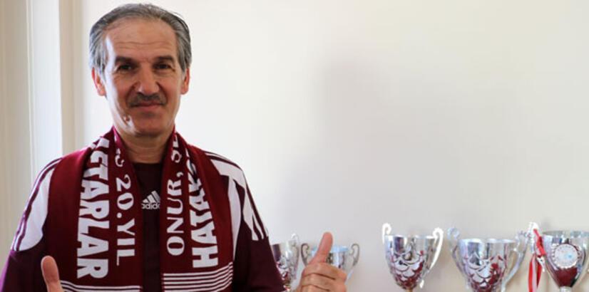 Hatayspor'da tek hedef Süper Lig