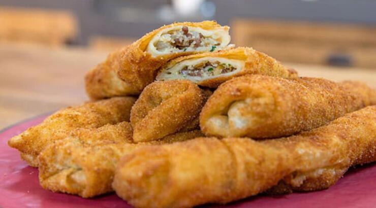 Avcı Böreği nasıl yapılır? Arda'nın Ramazan Mutfağı