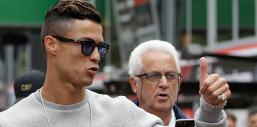 Ronaldo, Filistin'e Ramazan yardımı yapmamış