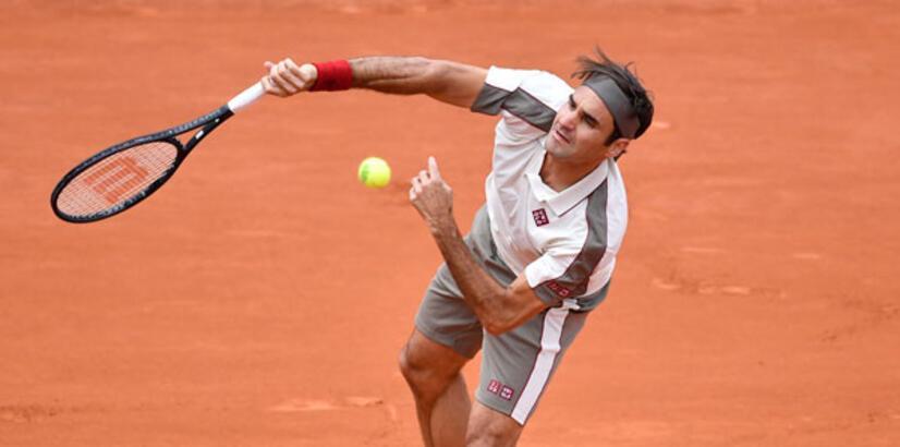 Fransa Açık'ta Nadal ve Federer 3. turda