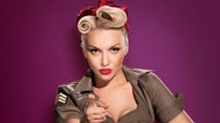 Pop yıldızı Olya Polyakova parti kuruyor