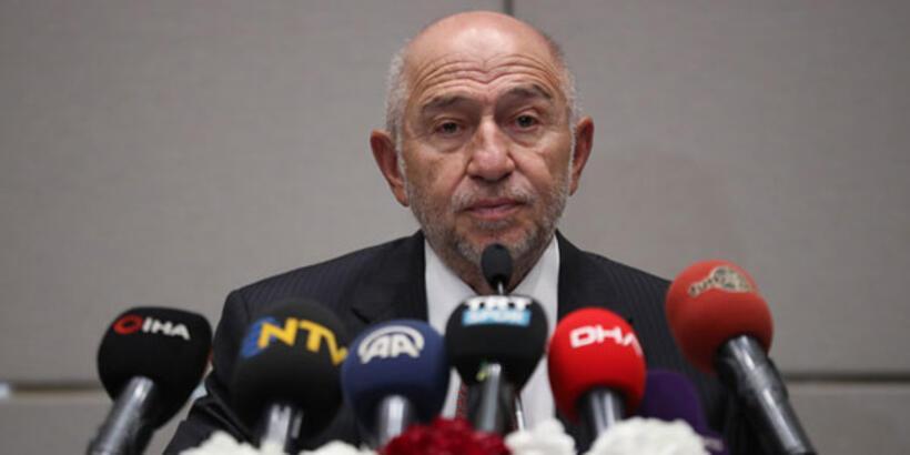 Türkiye Futbol Federasyonu'nun yeni başkanı Nihat Özdemir!