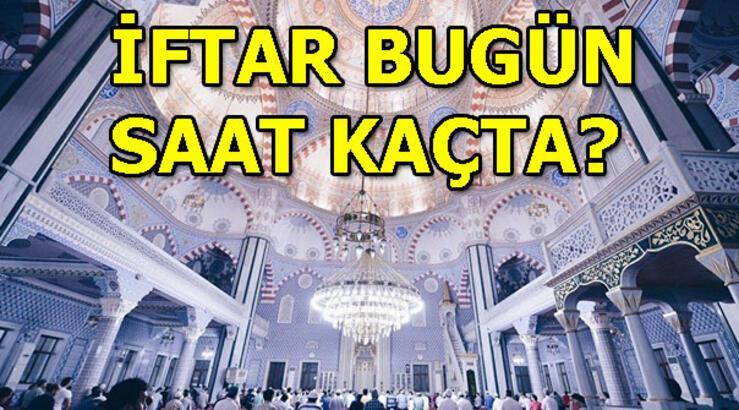 İftar bugün saat kaçta? 2 Haziran İstanbul, Ankara, İzmir iftar vakitleri