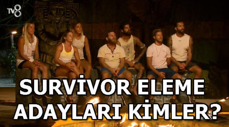 Survivor'da dokunulmazlığı kim kazandı? Survivor eleme adayları kimler?