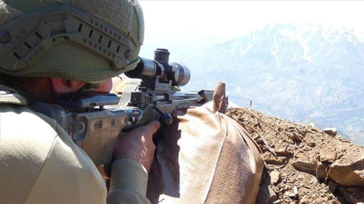 Terör örgütü YPG/PKK'ya mayısta ağır darbe