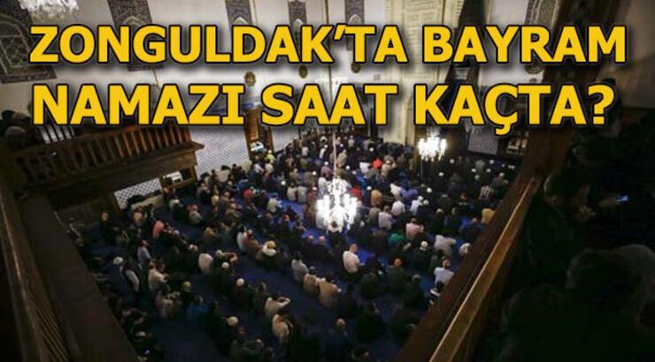 Zonguldak bayram namazı vakti! 4 Haziran Zonguldak'ta bayram namazı saat kaçta?