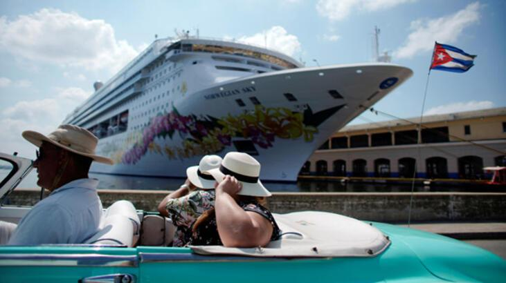 ABD, Küba'ya grup turlarını ve yolcu gemilerini yasakladı