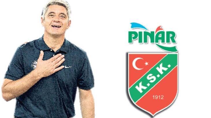 Pınar KSK'de Mahmuti hamlesi