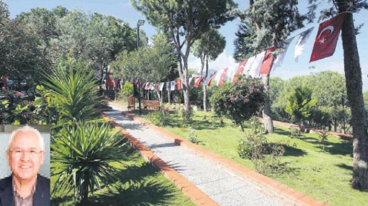 Karabağlar'a modern parklar