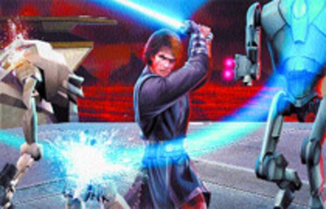 Oyuncu gözüyle Yıldız Savaşları...