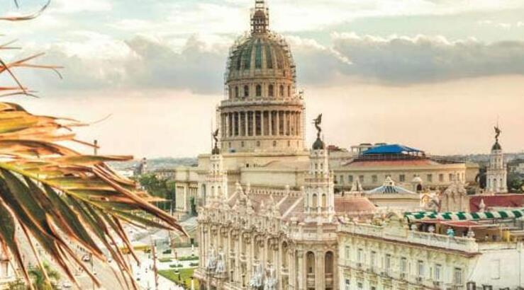 Küba hangi kıtada yer almaktadır? Küba'nın başkenti neresi?