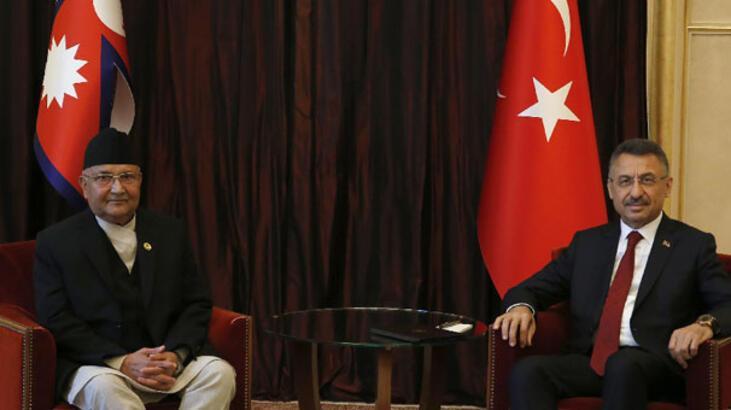Cumhurbaşkanı Yardımcısı Oktay'dan İsviçre'de önemli görüşmeler