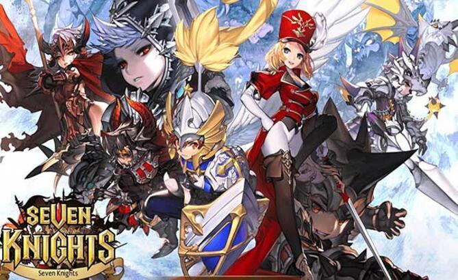 Seven Knights'a yeni mod ve yeni karakter!