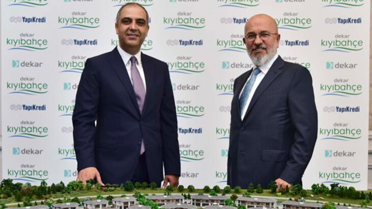 Dekar Yapı ve Yapı Kredi'den Türkiye'de bir ilk