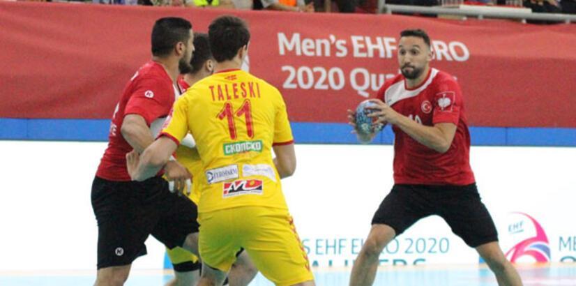 Türkiye - Makedonya: 25-26