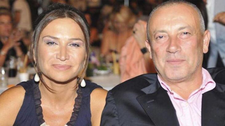 3 ay önce eşini kaybeden Demet Akbağ'ın kameralar önünde duygusal anları