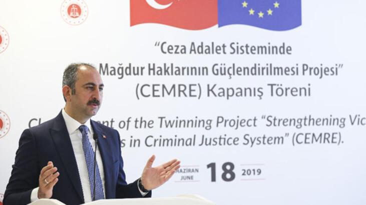 Bakan Gül: 'Yargının 'pardon' deme lüksü yok'