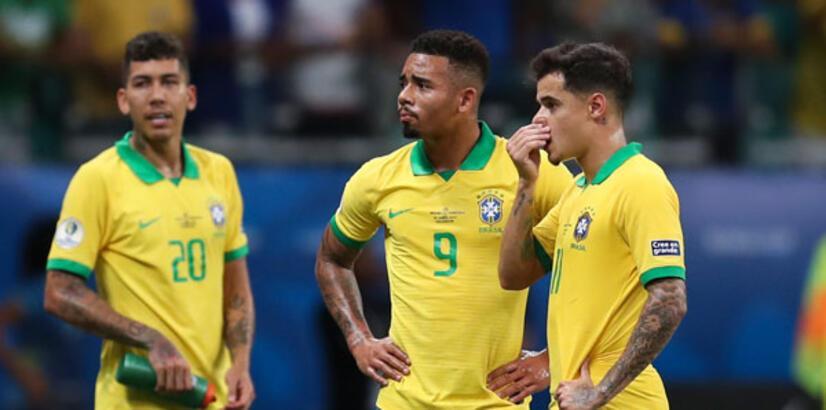 Brezilya'ya Venezuela çelmesi: 0-0