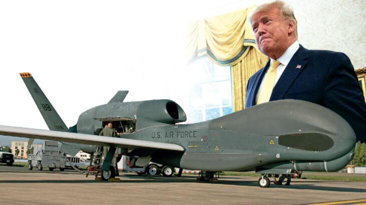 ABD ve İran arasında şimdi de İHA krizi!