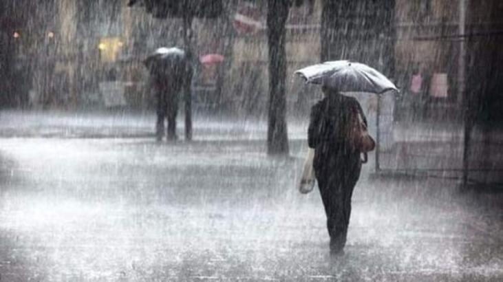Meteoroloji'den son dakika yağış uyarısı! Dikkat...
