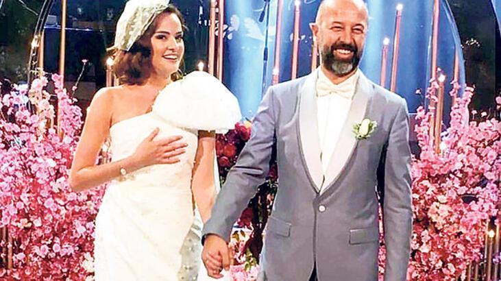 Güven evlendi