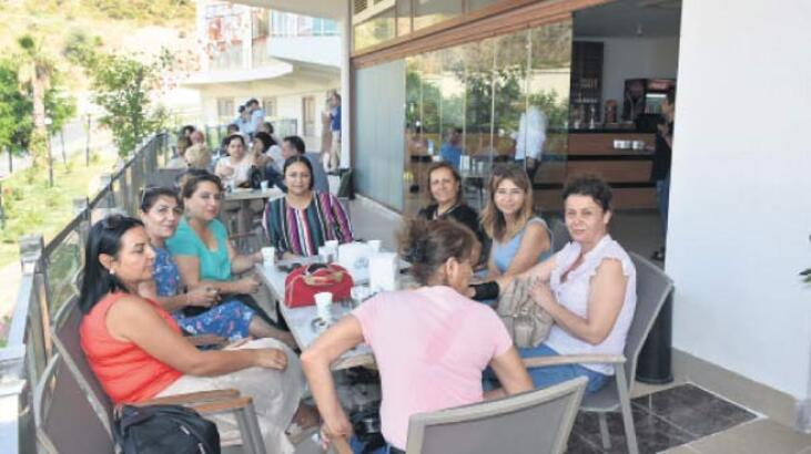 Yeni buluşma yeri 'Nar Kafe' olacak