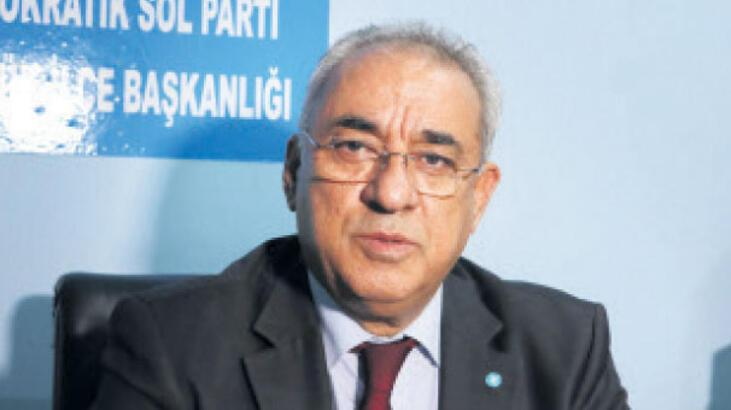 DSP lideri Aksakal sandığa gitmedi