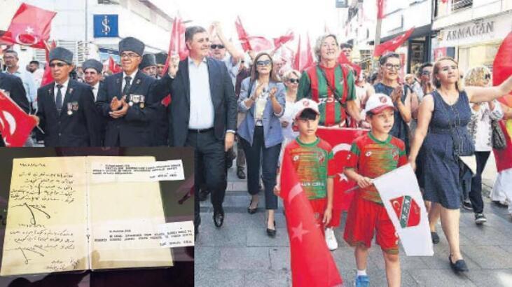 Yasasın Atatürk bu gurur Karşıyaka'nın