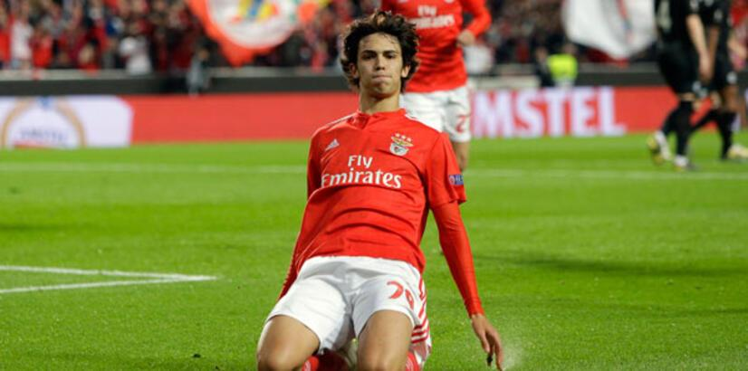 Atletico Madrid'den Joao Felix'e 126 milyon euro!