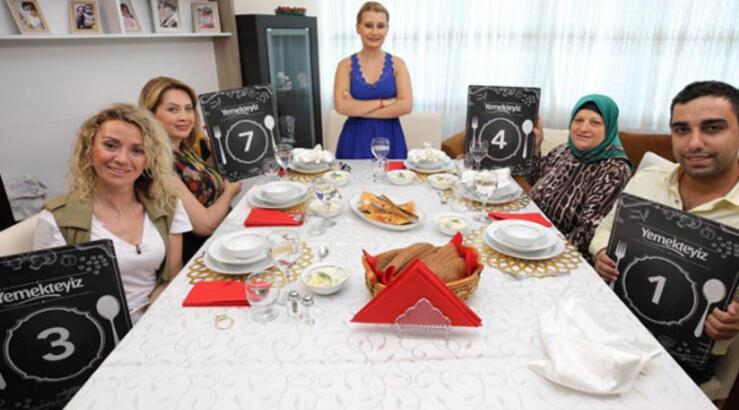 Yemekteyiz'de kim kazandı? 28 Haziran Yemekteyiz birincisi...