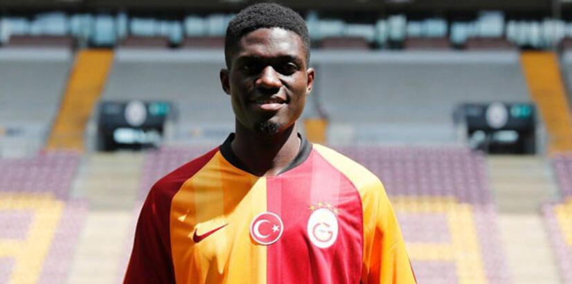 Galatasaray, 156. yabancı futbolcusunu aldı