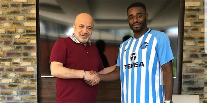 Adana Demirspor, Carayol'la imzaladı