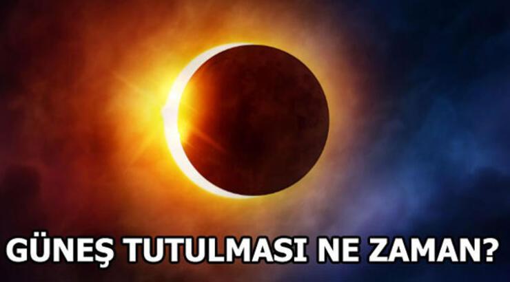 Kehribar güneş tutulması ne zaman? Güneş tutulması nedir?