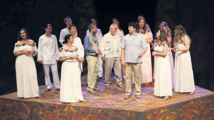 Katliamın 26. yılı tiyatro sahnesinde