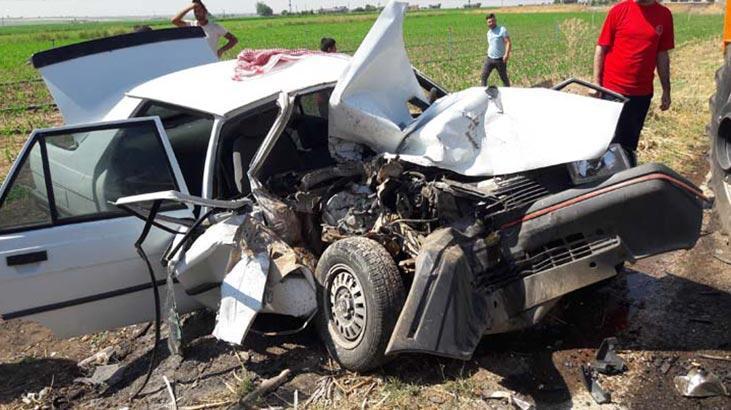 Şanlıurfa'da cinayet gibi kaza!