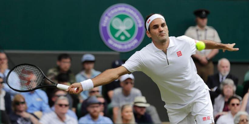 Federer ve Nadal, Wimbledon'da tur atladı