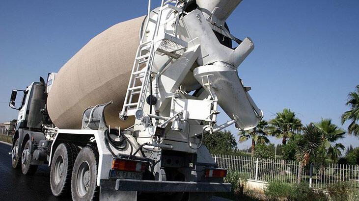 Çimento ihracatı ilk yarıda yüzde 46 arttı