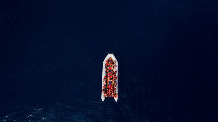 Son dakika... Göçmen teknesi Akdeniz'de battı