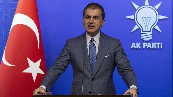 AK Parti Sözcüsü Çelik: BM'nin açıkça özür dilemesi gerekir