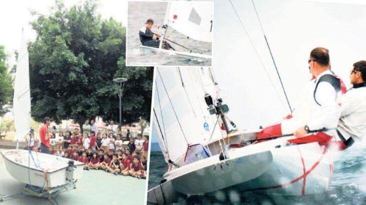 Yelken dünyasından güzel haberler