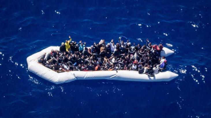 'Düzensiz göçmen' sorunu patlak verdi! 'Tunus'a götürün'